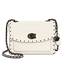COACH Parker 18 Shoulder Bag