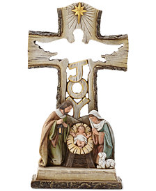 Napco Joy Nativity Figurine