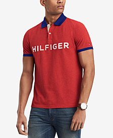 Tommy Hilfiger Men's Kieran Logo Polo