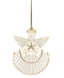 Lenox Angel Of The Sea Ornament