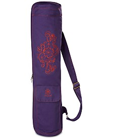 Gaiam Embroidred Cargo Mat Bag