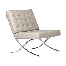 Atrium Bonded Leather Chair