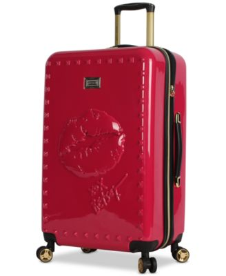 "Lips 26"" Hardside Expandable Spinner Suitcase"