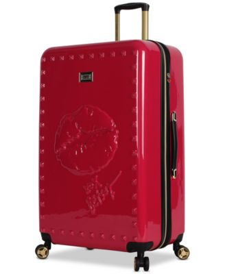 "Lips 30"" Hardside Expandable Spinner Suitcase"