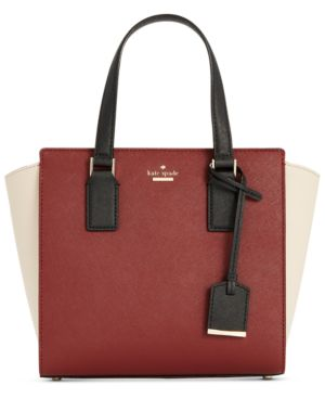 KATE SPADE NEW YORK HAYDEN SMALL SATCHEL