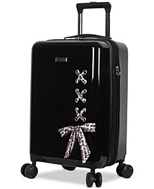 "BCBGeneration Urban Bohemia 20"" Hardside Carry-On Spinner Suitcase"