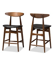 Knoxe Counter Stool (Set Of 2)