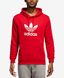 adidas Men's Originals Adicolor Treifoil Fleece Hoodie