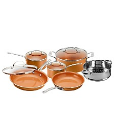 Gotham Steel 10-Pc. Cookware set