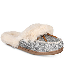 I.N.C. Women's Yulia Mule Slippers, Created for Macy's