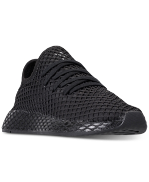 adidas Boys Deerupt Runner Casual Sneakers from Finish Line