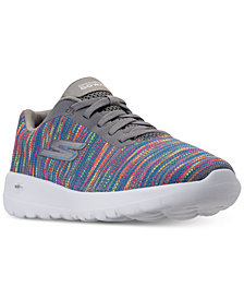 Skechers Women's GOwalk Joy - Invite Walking Sneakers from Finish Line
