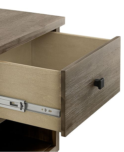 Macys Furniture Outlet Michigan: Furniture Canyon Nightstand, Created For Macy's