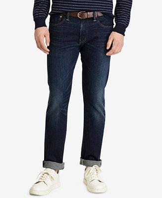 Polo Ralph Lauren Men S Varick Slim Straight Jeans Jeans