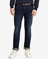 554abb448 Polo Ralph Lauren Men s Varick Slim Straight Jeans