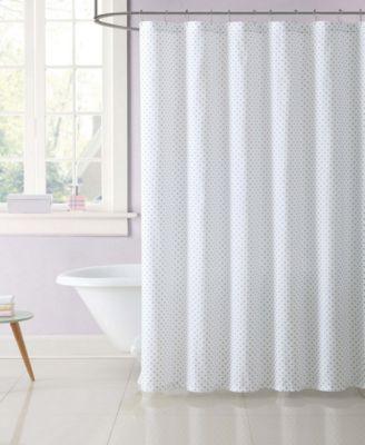 Kids Dot Shower Curtain
