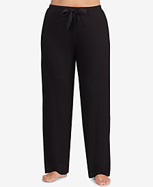 DKNY Plus Size Long Pajama Pants
