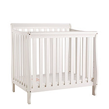 Alice Mini Crib, White