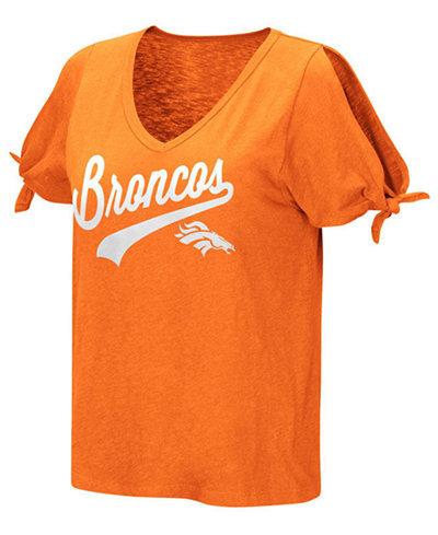 Touch by Alyssa Milano Women's Denver Broncos First String T-Shirt