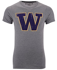 Men's Washington Huskies Alt Logo Dual Blend T-Shirt
