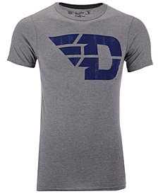 Retro Brand Men's Dayton Flyers Alt Logo Dual Blend T-Shirt