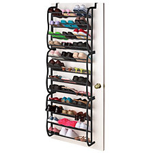 Sunbeam 36 Pair Shoe Rack