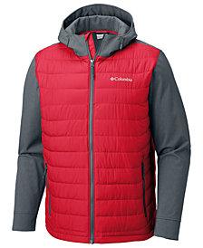 Columbia Men's Oyanta Trail Hooded Jacket