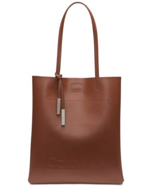 NORA LEATHER TOTE