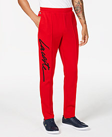 Lacoste Men's Signature Fleece Joggers