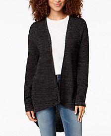 Oh!MG Juniors' Open-Front Cardigan