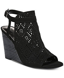 Carlos by Carlos Santana Gabrielle Wedge Sandals