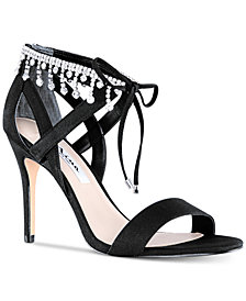 Nina Collina Evening Sandals