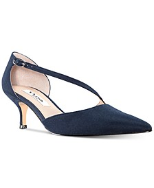 Tirisa Evening Pumps