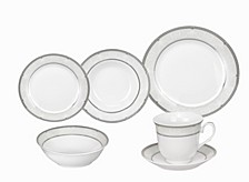 Bolla 24-Pc. Dinnerware Set, Service for 4