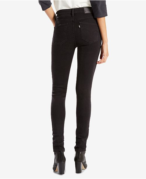 e808e470 Levi's 721 High-Rise Skinny Jeans & Reviews - Jeans - Women - Macy's