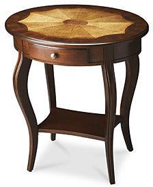 Plantation Accent Table, Quick Ship