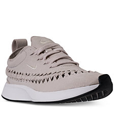 Nike Women's Dualtone Racer Woven Casual Sneakers from Finish Line