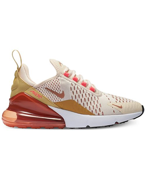 watch catch watch Nike Women's Air Max 270 Casual Sneakers from Finish Line ...