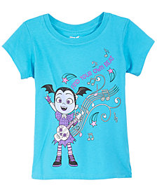 Disney Little Girls Vampirina T-Shirt