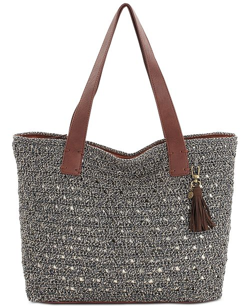 b5d19c639 The Sak Fairmont Crochet Tote   Reviews - Handbags   Accessories ...