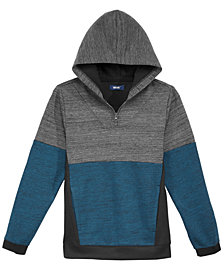 Univibe Big Boys Colorblocked Hoodie