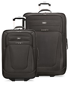 Epic Expandable Two-Wheel Luggage Collection