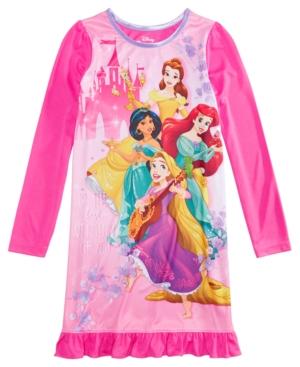 Ame Little  Big Girls Disney Princesses Nightgown