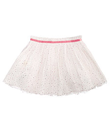 First Impressions Baby Girls Shimmer Tulle Skirt, Created for Macy's