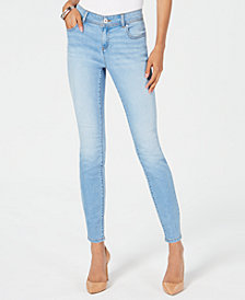 I.N.C. Curvy Sustainable REPREVE® Skinny Jeans, Created for Macy's