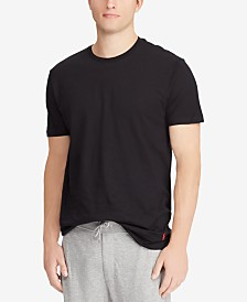 Polo Ralph Lauren Men's Big & Tall 2-Pk. Cotton T-Shirts