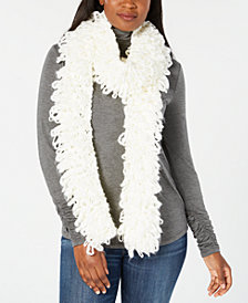 DKNY Loopy Shag Scarf, Created for Macy's