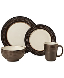 Avery 16-Pc. Dinnerware Set