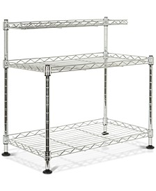 Marcel Chrome Wire Mini Rack