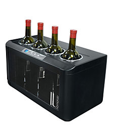 Vinotemp 4-Bottle Open Wine Cooler